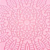 """Силиконовый коврик для айсинга """"Волшебный цветок"""""""