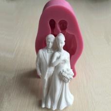 """Молд """"Жених и Невеста"""" 2D"""